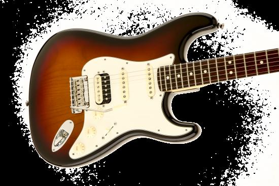 Bán đàn guitar điện Fender American Standard Stratocaster HSS Shawbucker,