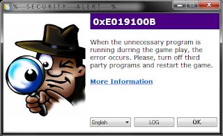 ko xigncode log hatası