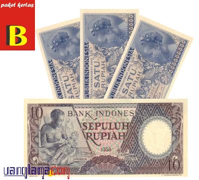 Paket 13 Rupiah B