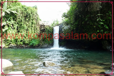 Waterfalls in Baturadden, Purwokerto, Java