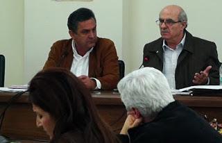 Αποτέλεσμα εικόνας για Δημοτικό συμβούλιο Κυμης Αλιβερίου