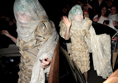 Spice PR: Lady Gaga x Iris van Herpen