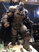 Batman y Catwoman de la Arkham Series
