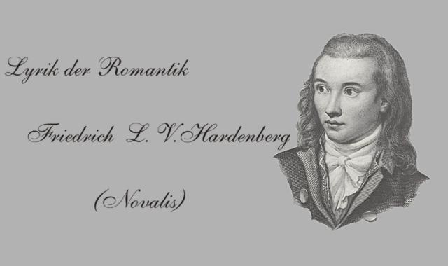 Friedrich Leopold von Hardenberg (Novalis)