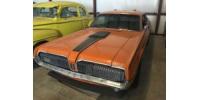 Auction Watch: 1968 Mercury Cougar XR7
