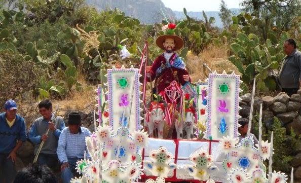 Resultado de imagen para San Isidro Labrador de Cabana Sur  fotos