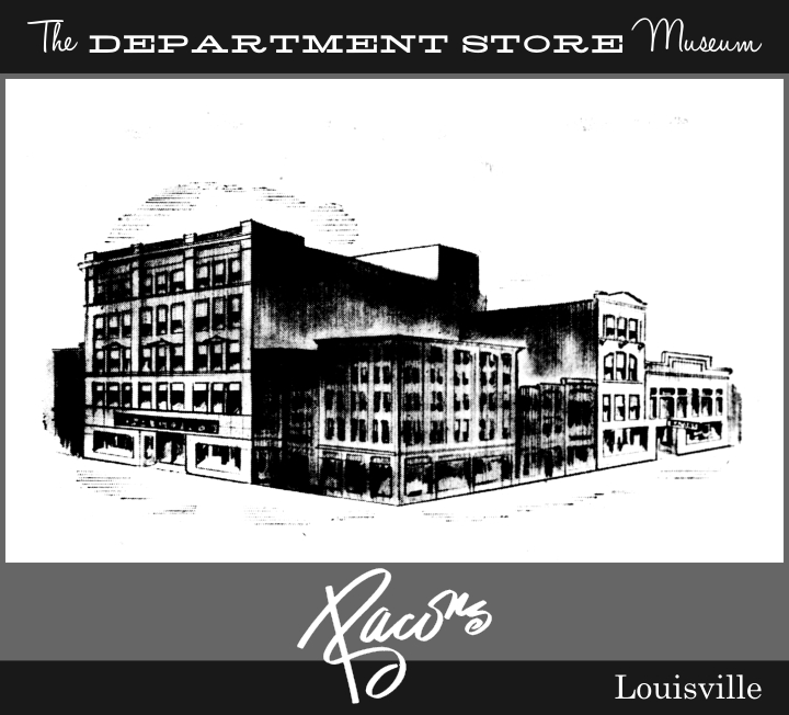 The Department Store Museum: J. Bacon & Sons, Louisville