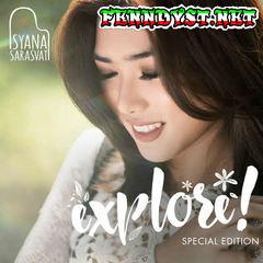 Isyana Sarasvati - EXPLORE! (Special Edition) 2016 Album cover