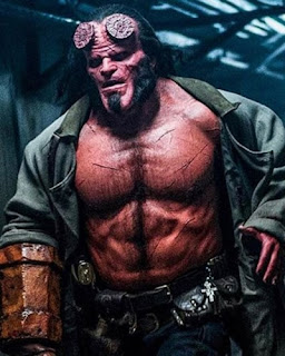 hell boy 2019 movie synopsis and trailer video official