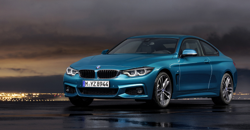 2020 BMW 4 Series G23 Coupe, G22 Convertible and Gran Coupe Electric
