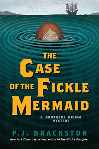 the case of the fickle mermaid cover