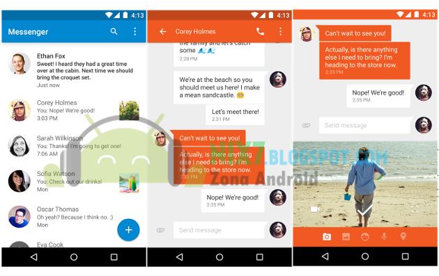 Download Google Messenger Terbaru Apk