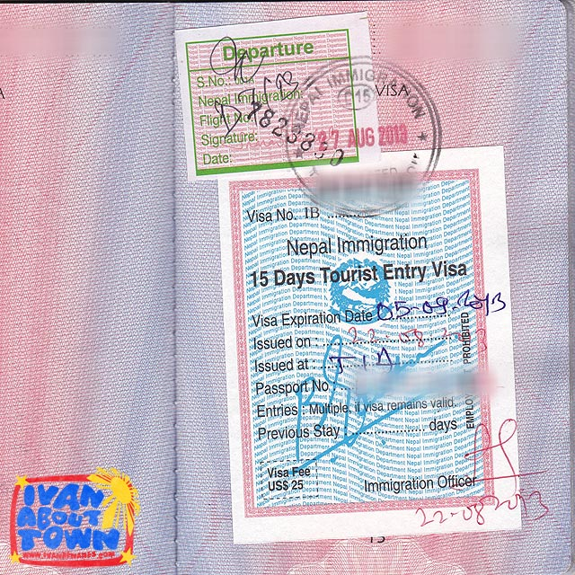 nepal visa application, nepal tourist visa, nepal visa on arrival, on visa application form nepal airport