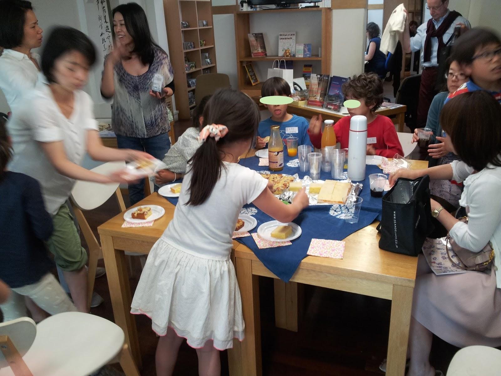 École Jungle課外授業:小学生クラス「江戸のこども」