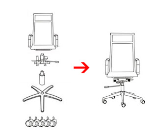 office chair hydraulic diagram furniture decoration  furniture decoration