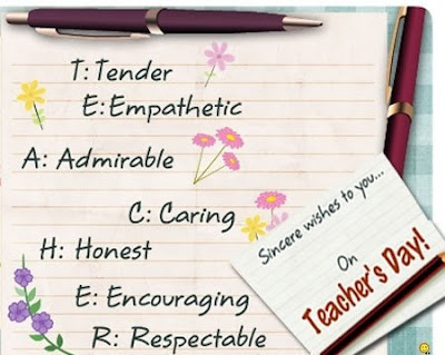 Happy Teachers day Quotes 2016