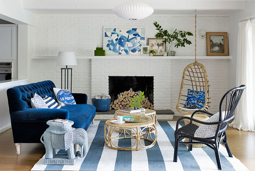 How to Create a Gorgeous New Living Room