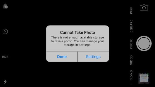 Official Blog Of Jackson Nwachukwu: How To Solve Your iPhone Storage Issue Using Free Google Photos