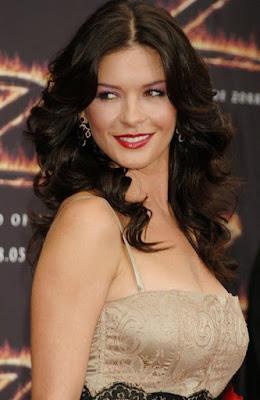صورة ممثلة هوليود كاثرين زيتا جونز