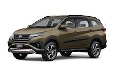 Toyota Rush yang Hadir dengan Wajah Baru di All New Rush 2018