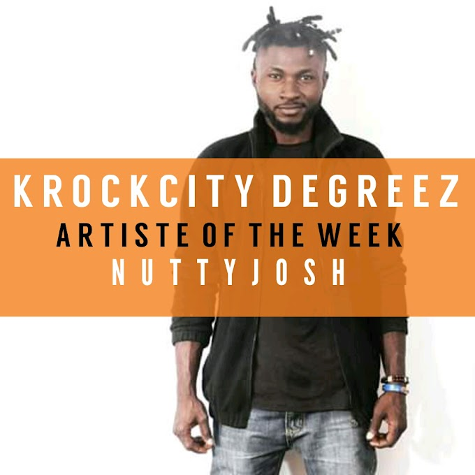 Artiste Of The Week - Nuttyjosh