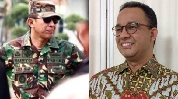 Bela Anies, Suryo Prabowo Beri Tanggapan Menohok