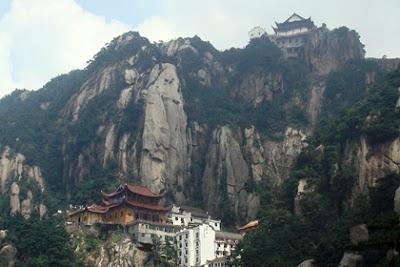 เขาจิ่วหัวซาน (Mount Jiuhua: Jiuhua Shan) @ www.keyword-suggestions.com