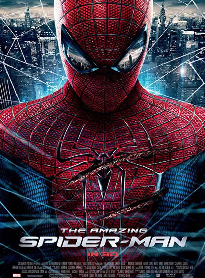 فيلم The Amazing Spider-Man 2012 مترجم