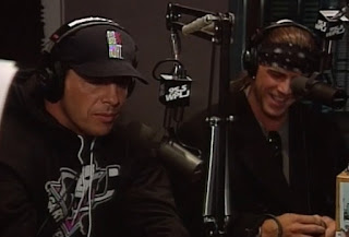 WWF / WWE SURVIVOR SERIES 1996: Bret Hart and Shawn Michaels appeared together on radio