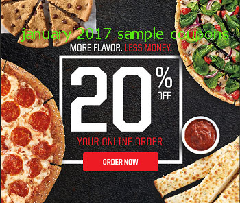 Pizzahut discount coupons