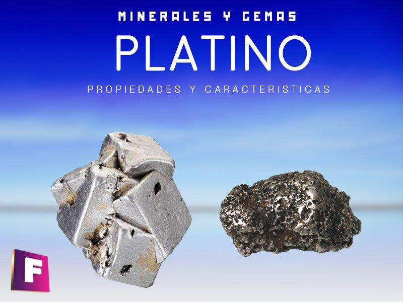 Platino propiedades, características, variedades y aplicaciones como metal precioso | Foro de minerales