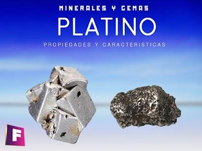 Platino - Propiedades, caracteristicas y sus usos industriales