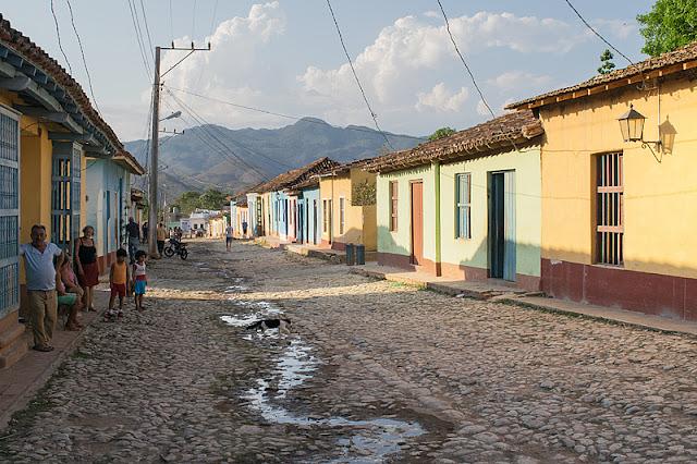 Rue de Trinidad (Cuba)