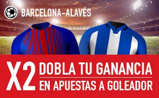 sportium promocion Barcelona vs Alaves 28 enero