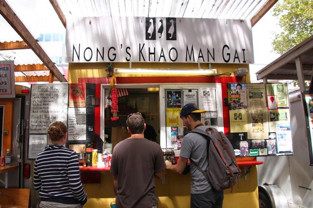 Nong's Khao Man Gai, Portland
