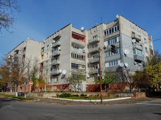 Васильковка. Ул. Партизанская. Жилой дом