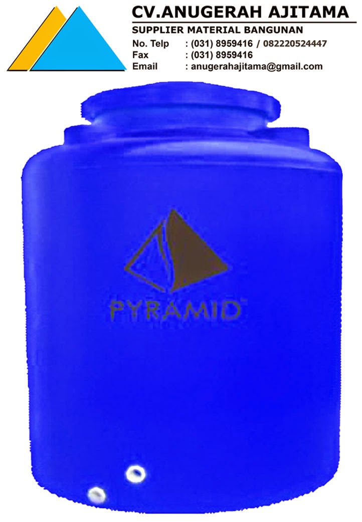 JUAL TANDON AIR PYRAMID