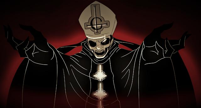 Papa Emeritus Zero