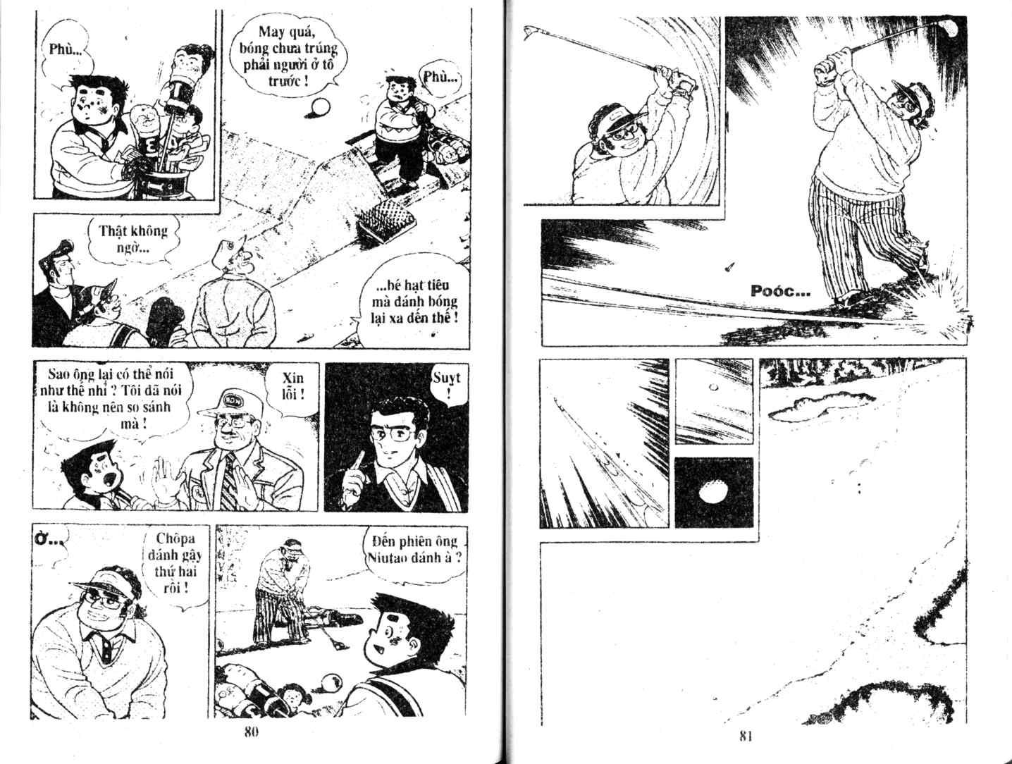 Ashita Tenki ni Naare chapter 11 trang 39