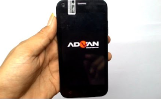Cara Hard Reset Advan S45D Atasi Bootloop