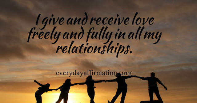 Affirmations for relationships5