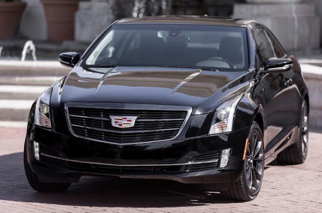 2016 Cadillac ATS Sedan 2.0T AWD Review