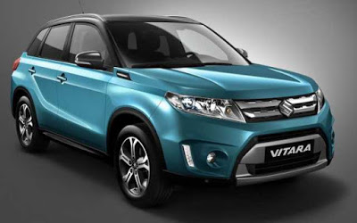 Suzuki Vitara Review and Price