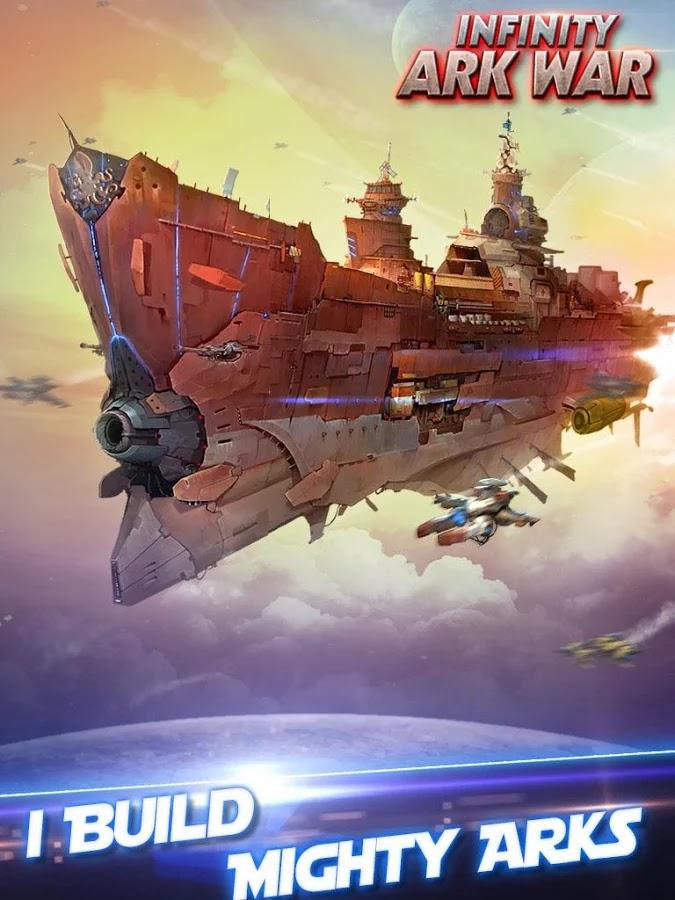 Download Infinity - Ark War APK New version - apk downloader