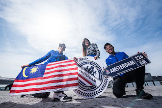 Malaysian Team K.A.T Ranked Number 1 from Asia at Red Bull Can You Make It?