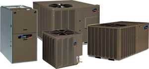 2 5 Ton Heating Cooling System By Surecomfort Rheem 3195 00