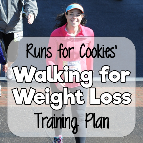 Walking for Weight Loss by Runs for Cookies