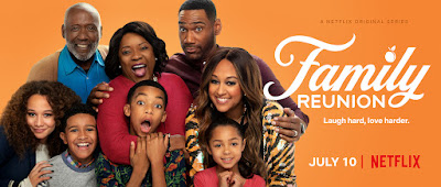 Family Reunion Netflix Series Poster 2