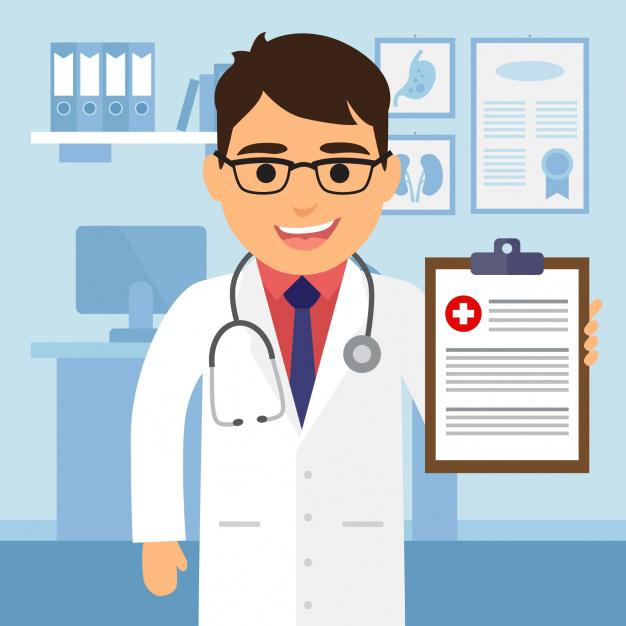 Cari Contoh Surat Contoh Surat Keterangan Sakit Dari Dokter