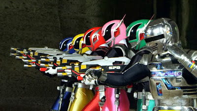 Space Squad: Gavan vs Dekaranger